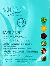 Parfums et Produits cosmétiques Masque tissu liftant aux algues pour visage - Repechage Lamina Lift Mask