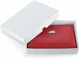Parfums et Produits cosmétiques Trousse de toilette Lucky dans une boîte cadeau, rouge - MakeUp