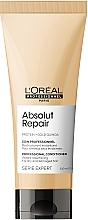 Parfums et Produits cosmétiques Après-shampooing pour cheveux abîmés - L'Oreal Professionnel Absolut Repair Gold Quinoa +Protein Conditioner