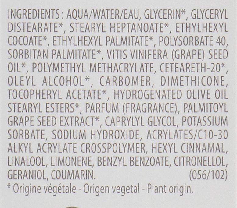 Crème à l'huile de pépins de raisin et vitamine E pour visage - Caudalie Premieres Vendanges Moisturizing Cream — Photo N3