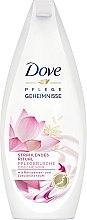 Parfums et Produits cosmétiques Gel douche à l'extrait de fleur de lotus - Dove Nourishing Secrets Brightening Shower Gel