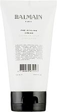 Parfums et Produits cosmétiques Crème de pré-coiffage aux acides aminés de soie - Balmain Paris Hair Couture Pre-Styling Cream