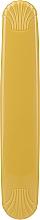 Parfums et Produits cosmétiques Etui pour brosse à dents, 88049, jaune - Top Choice