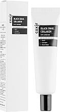 Parfums et Produits cosmétiques Crème anti-rides à la bave d'escargot pour contour des yeux - Coxir Black Snail Collagen Eye Cream