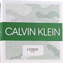 Calvin Klein Eternity For Men - Coffret (eau de parfum/100ml + eau de parfum/30ml) — Photo N1
