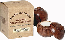 Parfums et Produits cosmétiques Parfum solide naturel à l'arôme de miel - Shamasa