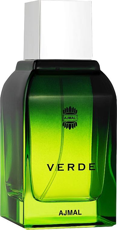 Ajmal Verde - Eau de Parfum