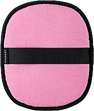 Parfums et Produits cosmétiques Éponge exfoliante pour corps, rose, Nudy & Shy - Makeup Exfoliating Washcloth