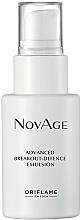 Parfums et Produits cosmétiques Émulsion à la centella asiatica et collagène pour visage - NovAge Advanced Breakout-Defence
