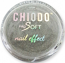 Parfums et Produits cosmétiques Poudre holographique pour ongles - Chiodo Pro Soft