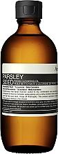 Parfums et Produits cosmétiques Huile nettoyante pour visage - Aesop Parsley Seed Cleansing Oil
