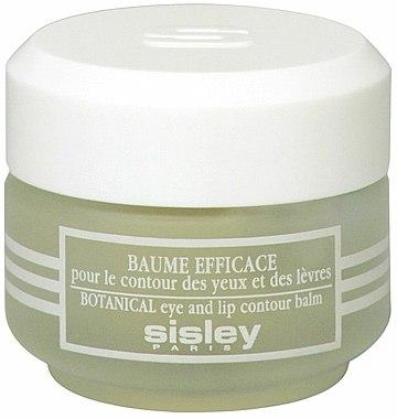 Baume pour contour des yeux et lèvres - Sisley Baume Efficace Botanical Eye and Lip Contour Balm — Photo N1
