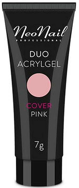 Gel acrylique pour ongles, 7 g - NeoNail Professional Duo Acrylgel