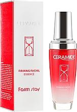 Parfums et Produits cosmétiques Essence aux céramides pour visage - FarmStay Ceramide Firming Facial Essence
