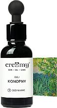 Parfums et Produits cosmétiques Huile de chanvre non raffinée - Creamy