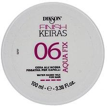 Parfums et Produits cosmétiques Cire coiffante à base d'eau - Dikson Finish Keiras Aqua Fix