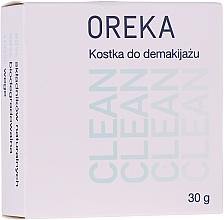 Parfums et Produits cosmétiques Nettoyant démaquillant pour visage - Oreka Anti-Smog Cleaning Make-Up Removal Bar