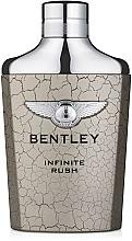 Parfums et Produits cosmétiques Bentley Infinite Rush - Eau de Toilette