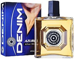Parfums et Produits cosmétiques Denim Azure - Lotion après-rasage