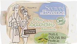 Parfums et Produits cosmétiques Savon douceur à l'huile d'olive - Secrets De Provence My Soap Bar Olive Oil Fig Tree