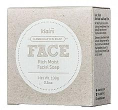 Parfums et Produits cosmétiques Savon à l'huile d'avocat pour visage - Klairs Rich Moist Facial Soap