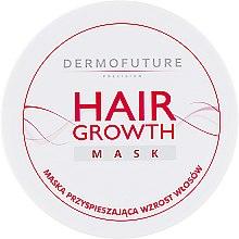 Parfums et Produits cosmétiques Masque stimulant la croissance des cheveux - DermoFuture Hair Growth Mask