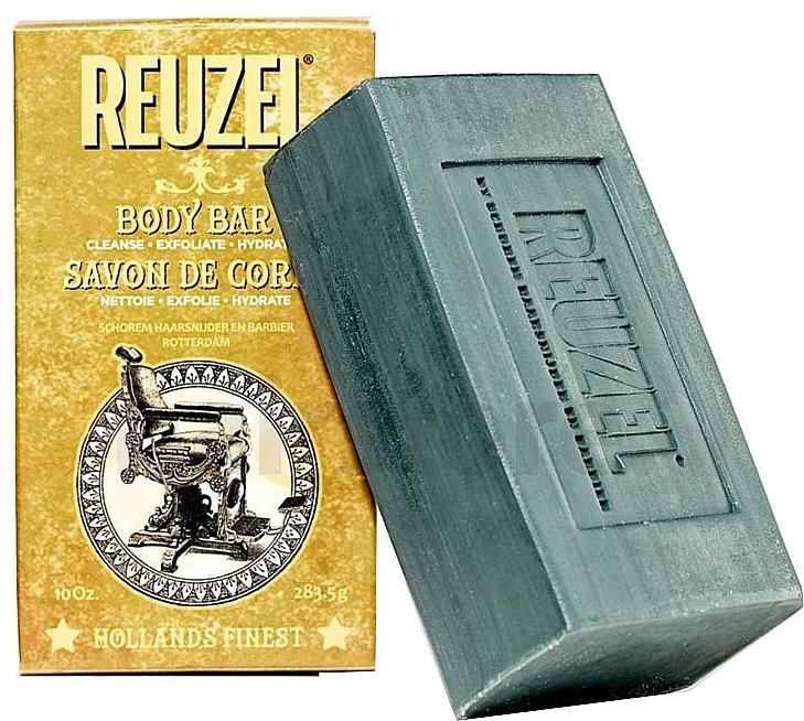 Savon à la menthe pour corps - Reuzel Body Bar Soap — Photo N1