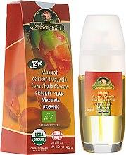 Parfums et Produits cosmétiques Macérât de fleur d'Opuntia à l'huile d'argan - Efas Saharacactus Macerat Opuntia Ficus in Argan Oil
