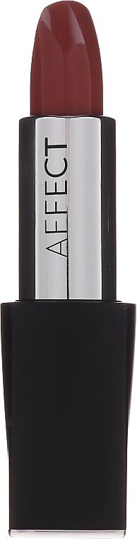 Rouge à lèvres - Affect Cosmetics Macadamia Oil Satin Lipstick — Photo N1