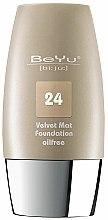 Parfums et Produits cosmétiques Fond de teint mat velouté - BeYu Velvet Mat Foundation