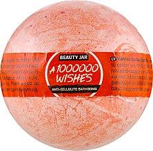 Parfums et Produits cosmétiques Bombe de bain effervescente anti-cellulite - Beauty Jar Wishes