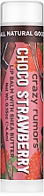 Parfums et Produits cosmétiques Baume à lèvres Chocolat et fraise - Crazy Rumors Chocolate Strawberry Lip Balm