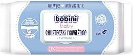 Parfums et Produits cosmétiques Lingettes nettoyantes à la vitamine E sans alcool - Bobini