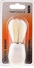 Parfums et Produits cosmétiques Brosse à raser, blanc 30338 - Top Choice