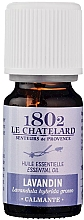 Parfums et Produits cosmétiques Huile essentielle de lavande hybride - Le Chatelard 1802 Essential Oil Lavandin Lavandula Hybrida