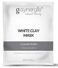 Parfums et Produits cosmétiques Masque à l'argile blanche pour visage - G-synergie White Clay Mask
