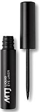 Parfums et Produits cosmétiques Eyeliner - MTJ Cosmetics Liquid Eyeliner